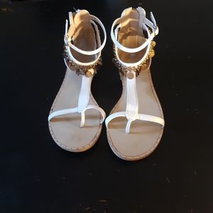JUSTFAB Sandals size 7
